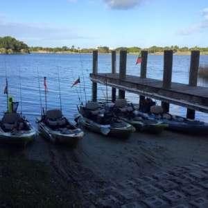South Florida Kayak Bass Fishing