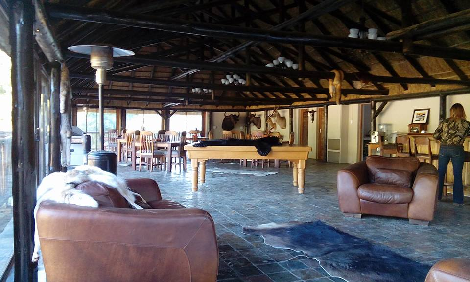 Main Lodge Majeje Africa Safaris