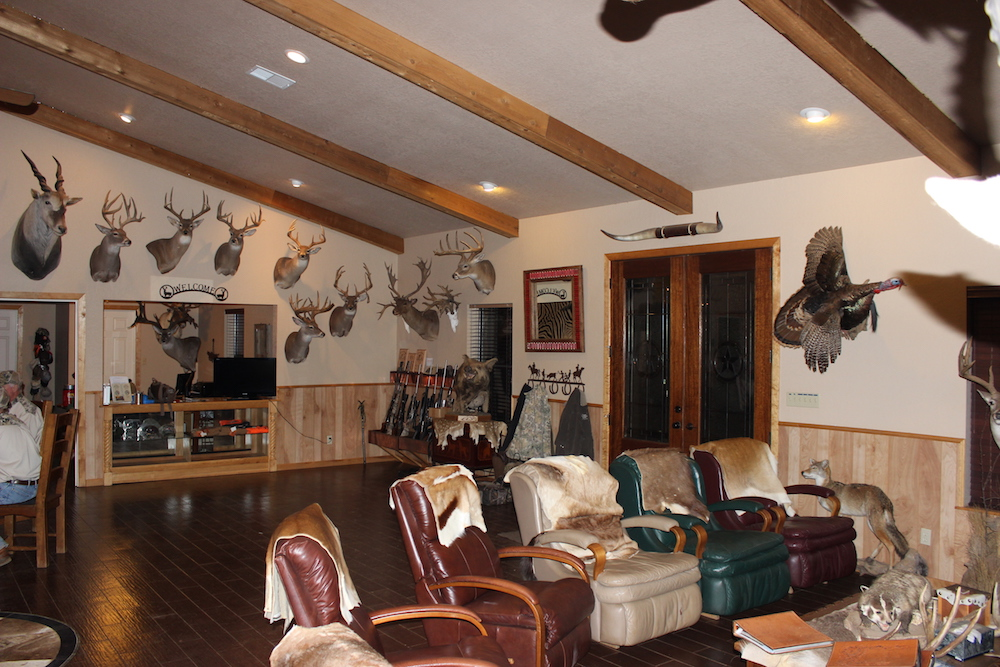 Wilson Whitetail and Wingshooting Ranch