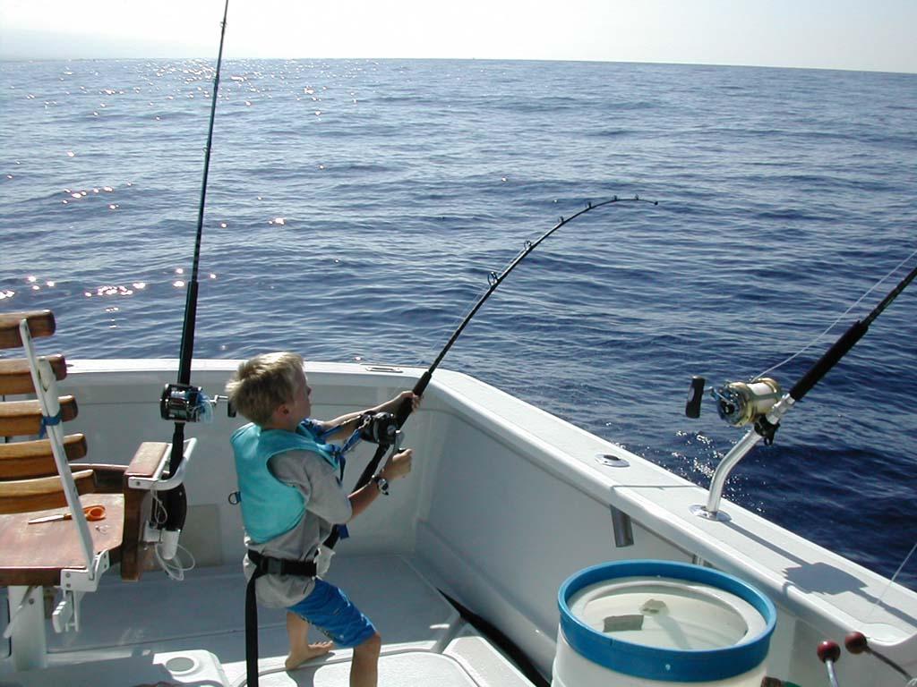 Hooked Up Sportfishing