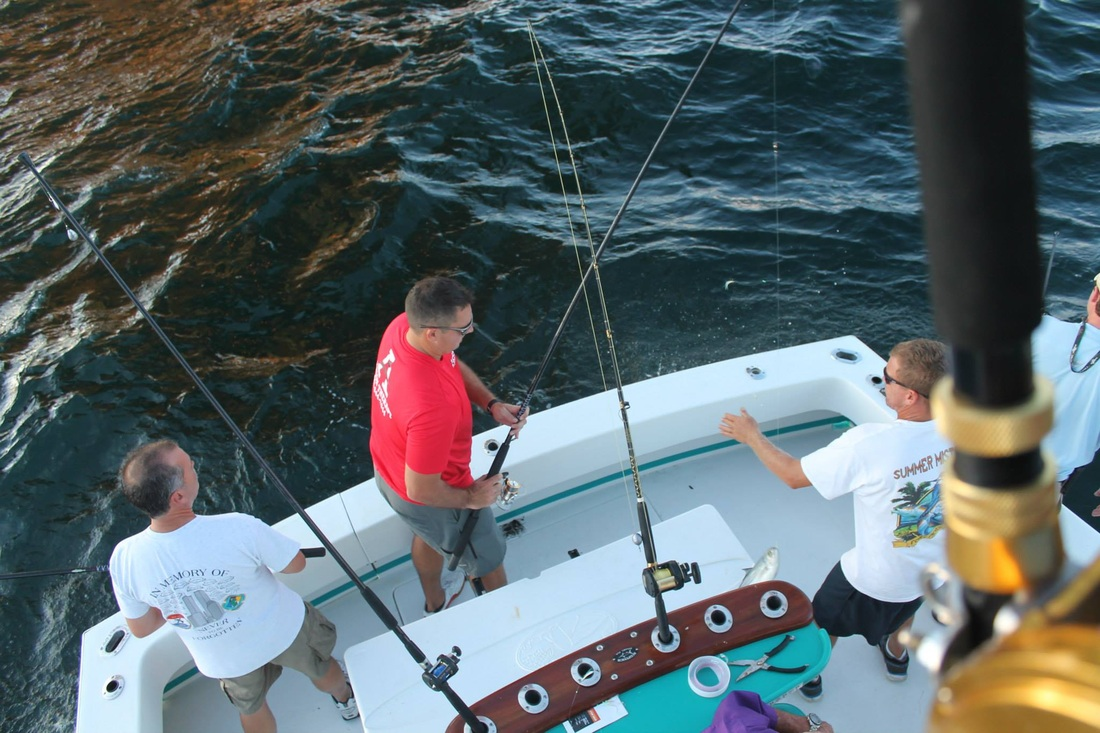 Pure Pleasure Offshore Fishing Charters photo gallery