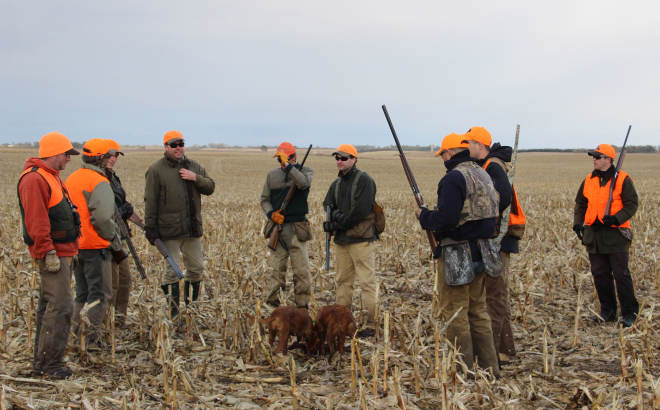 Mill's Pheasant Hunt photo gallery
