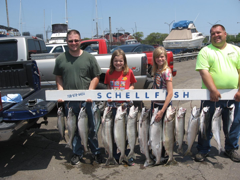 Schellfish Sportfishing Charter photo gallery