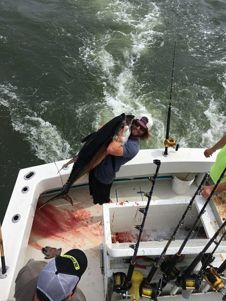 Pure Pleasure Offshore Fishing Charters