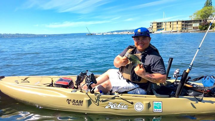 Kayak Fishing Washington photo gallery