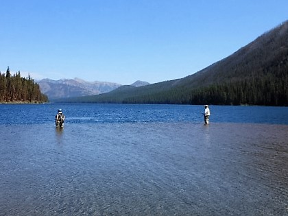 Swan Mountain Outfitters Montana Fishing Trips
