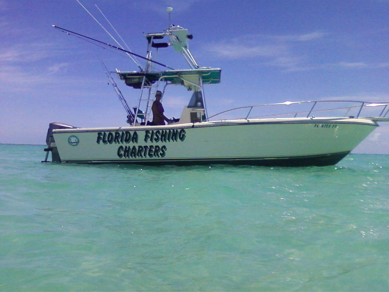 Florida Fishing Charters photo gallery