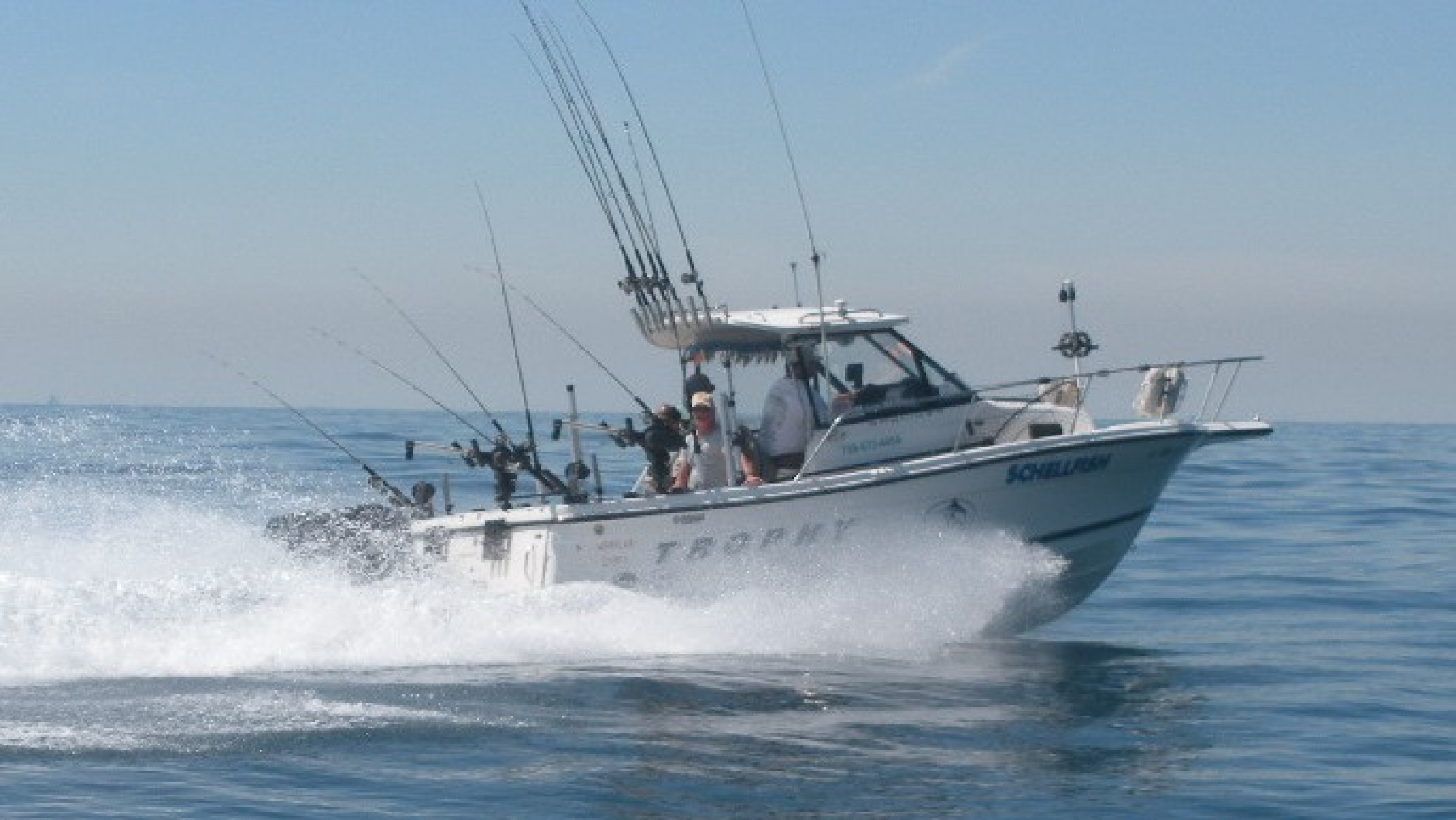 Schellfish Sportfishing Charter