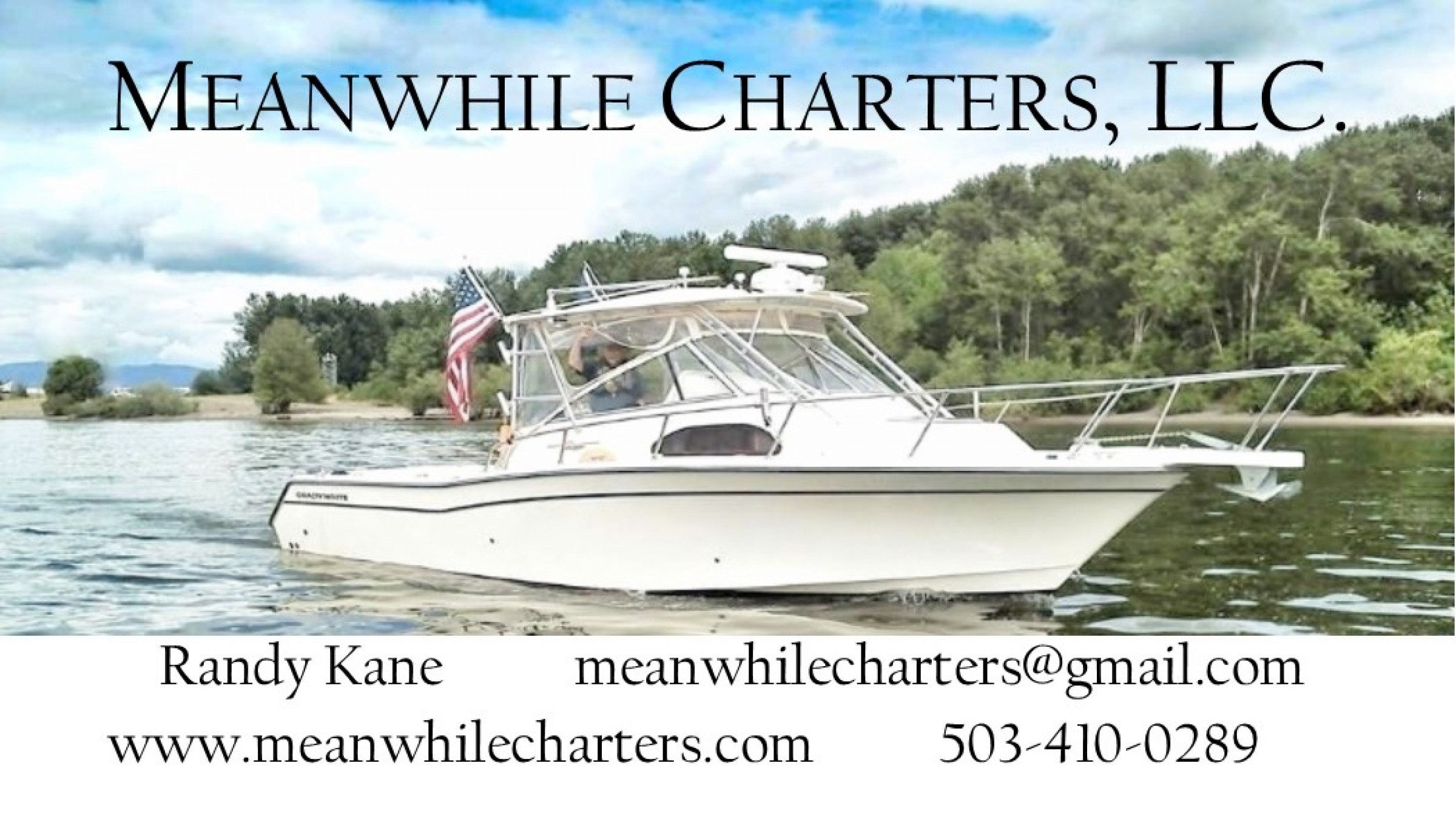 Meanwhile Charters, LLC photo gallery