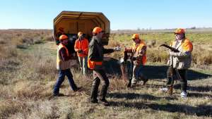 Mill's Pheasant Hunt hunting