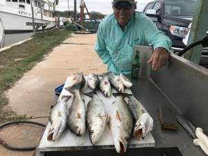 1-7-17 East Matagorda Bay Texas