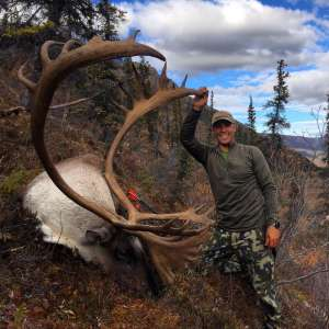 Tombstone Outfitters- Home to the biggest caribou in the Yukon Image