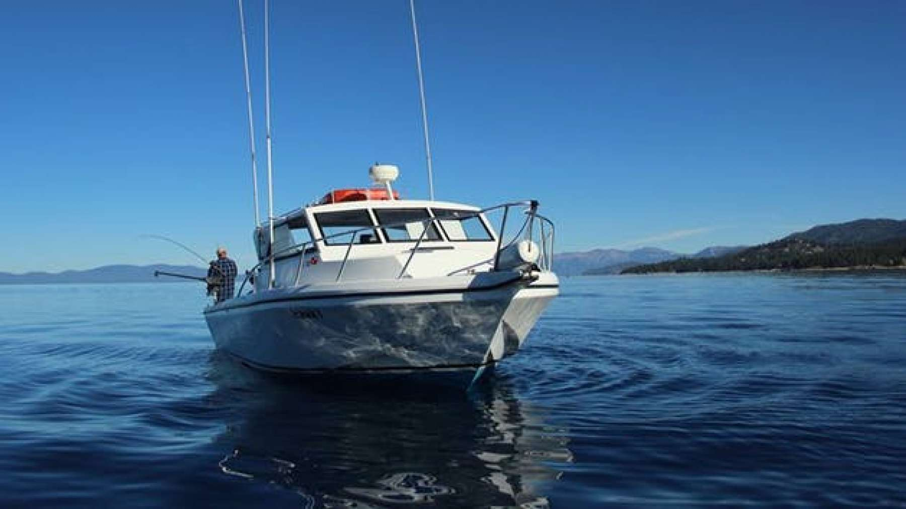Zephyer Cove Sport Fishing