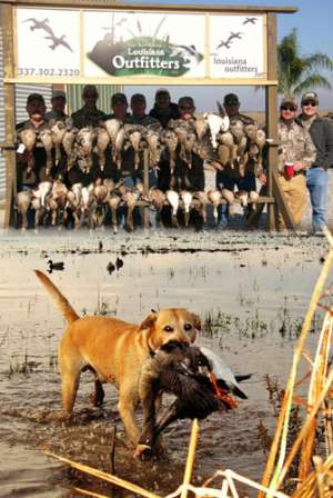 Capt. Scott Ritchey's Louisiana Outfitters