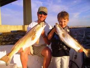 Alabama Inshore Fishing