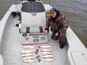 Captain Kevin Roberts Guide Service
