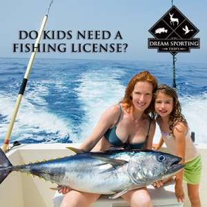 Do Kids Need A Fishing License? Image