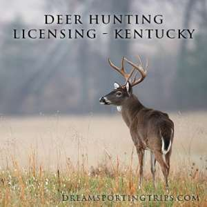Deer Hunting Licensing - Kentucky Image