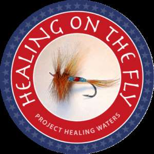 Fly Fishing Therapeutic for Wounded Veterans Image