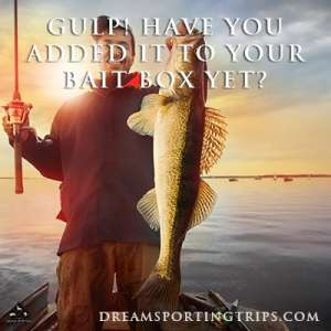 Gulp! Have you added it to your bait box yet?