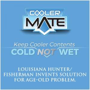 Louisiana Hunter/Fisherman Invents Solution for Age-Old Problem
