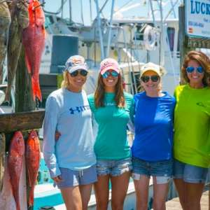 Sisters on the Sea—A trip with Destin Inshore Charters