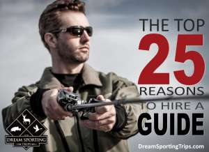 25 Reasons to Hire A Fishing Guide