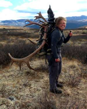 Come experience hunting like nowhere else on earth--with one of Canada's most respected outfitters, Ron Nemetchek Image