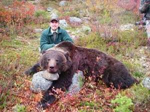 Bear Hunting Methods Image