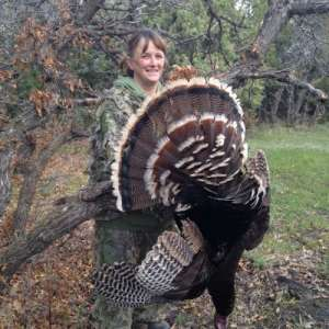 New Mexico Spring Turkey